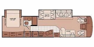 Fleetwood 5th Wheel Floor Plans San Diego Rv Rentals 2008 34 U0027 Fleetwood Bounder With Dual Slide