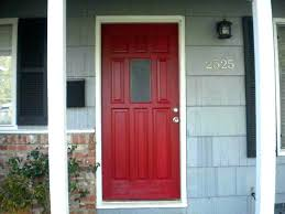How To Paint An Exterior Door Tips In Painting Exterior Door Euprera2009