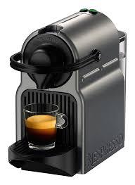 Titan Kitchen Amazon Com Nespresso Inissia Titan By Breville Kitchen U0026 Dining