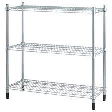 Metal Utility Shelves by Omar Shelf Unit Ikea
