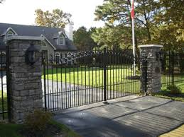 driveway gates wrought iron driveway gates