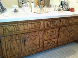 decorative ideas to refresh the abodes bathroom vanity