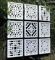Wall Decor For Outdoor Patios 25 Incredible Diy Garden Fence Wall Art Ideas Idea Paint Garden