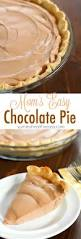 favorite thanksgiving pies mom u0027s easy chocolate pie recipe u0026 a tribute to joan yummy