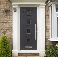 Exterior Doors Upvc Grey Upvc Front Doors Home Design Hay Us