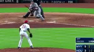 Yankees Prospect Showdown Aaron Judge Vs Gary Sanchez - yankees top prospect clint frazier homers in mlb debut