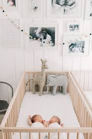 Twin Bedroom Ideas by Best 25 Twin Nurseries Ideas On Pinterest Baby Room Nursery
