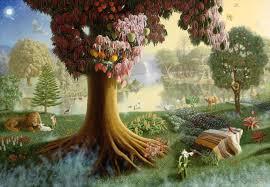 Garden Of Eden Craft - adam and eve lessons tes teach