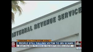 Irs Issues Warning About Phone Scam Abcactionnews Com Wfts Tv