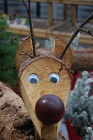 log reindeer file melbicks christmas display 14 wooden reindeer jpg