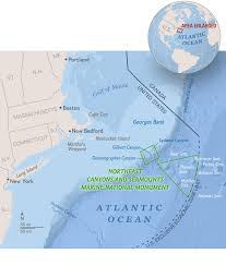 Atlantic Ocean On A World Map by Obama Creates Connecticut Size Ocean Park First In Atlantic