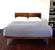 Reclaimed Wood Platform Bed Furniture Sale Item Reclaimed Wood Platform Bed And Headboard On