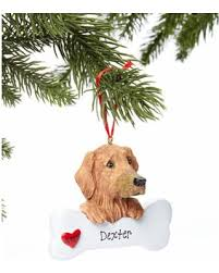pre black friday sales on treasured ornaments golden retriever
