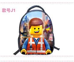 film kartun anak sekolah 13 inch film lego ransel untuk anak laki laki lego tas sekolah