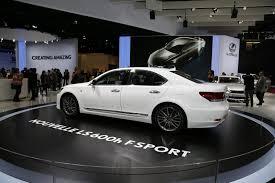 lexus sedan ls 2013 2013 lexus ls sedan priced from 71 995 in the uk automotorblog