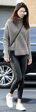 kendall jenner casual how to dress like kendall jenner on a budget