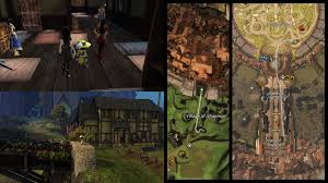 Caledon Forest Map How To Switch Between The Starter Areas In Guild Wars 2 U2013 Nerdy