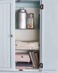 chalk painted curio cabinet start at home decor