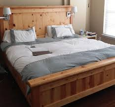 ikea cal king bed frame best ikea king bed for elegance comfort and practicality