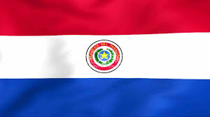 Pa Flag Flag Of Paraguay Lizenzfreie Stock Videos Und Clips