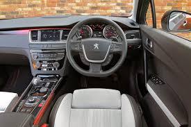 peugeot 508 interior peugeot 508 rxh review 2012 2017 parkers