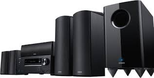 dolby atmos home theater system onkyo ht s5805 home cinema av receiver speaker package at audio
