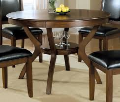 48 Inch Round Table by The 48 Inch Monarch Specialties Ash Veneer Dining Table Reviews