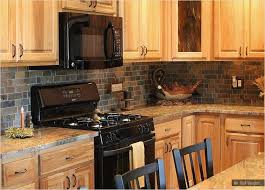 slate backsplash kitchen stylish lovely slate backsplash tiles for kitchen best 25 slate