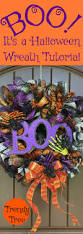 halloween wreath tutorial photo album tutorials top 25 best
