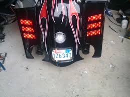 flush mount tail lights flush mounted led tail light questions page 3 harley davidson forums