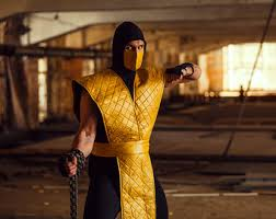 Skarlet Mortal Kombat Halloween Costume Cosplay Costume Etsy