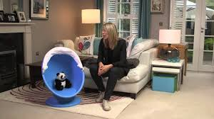 ikea swivel egg chair lömsk for spending time together in the living room youtube