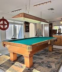 cp dean pool tables tables antique brunswick pool table