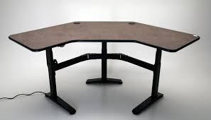Corner Studio Desk Pro Edit Ergonomic Single Height L2 Corner Desk Uniset