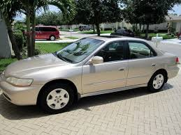 2001 honda accord v6 find used 2001 honda accord v6 4 door sedan gold in port