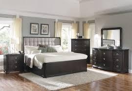 bedroom nice upholstered king bedroom sets br qub upholstered