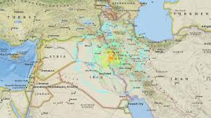 61 At Least 61 Killed 300 Injured In 7 2 Earthquake On Iran Iraq