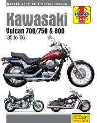 kawasaki vulcan 700 1985 vulcan 750 85 06 vulcan 800 95 05
