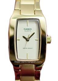 Jam Tangan Casio Gold jam tangan casio wanita ltp 1165n 9c murah raja jam tangan raja