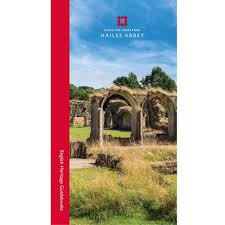 english heritage red guidebooks