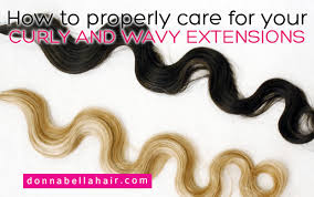 donna hair extensions reviews how to properly care for your curly and wavy extensions donna