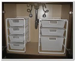 Under Bathroom Sink Storage by Bathroom Storage Bins Bathroom Storage Collections Wenxing