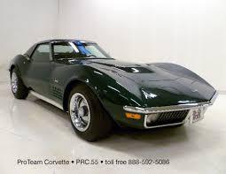 corvette zr2 corvette for sale 1971 prc 55