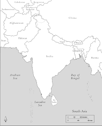Blank Maps Middle East by Outlined Map Of Asia You Can See A Map Of Many Places On The
