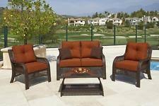 Faux Wicker Patio Sets Resin Wicker Patio Furniture Ebay