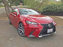 new 2016 lexus gs 350 2017 lexus gs 350 f sport a modern classic review