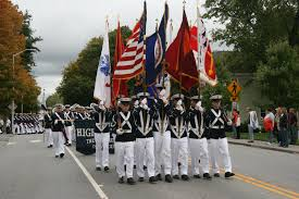 Flag Corps Virginia Tech Corps Of Cadets To Participate In Governor U0027s