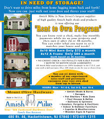 Rent To Own Patio Furniture Rent To Own Programs Amish Mike Amish Sheds Amish Barns Sheds