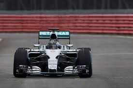 mercedes amg petronas f1 mercedes amg petronas f1 w06 hybrid completes laps at