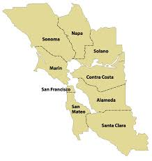 San Francisco County Map by Plan Bay Area 2040 Eir Meeting Transition Sonoma Valley
